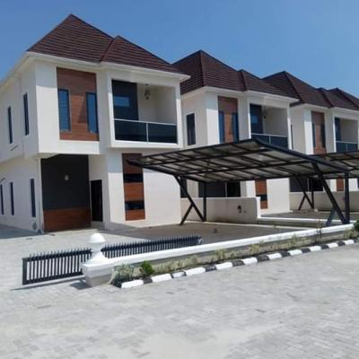 Newly Built 10 Units of 5 Bedrooms Detached Duplex with b/q at Orchid Rd, Lekki-Epe Express Way, Lagos